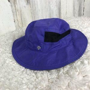 Columbia | Youth Purple Sun Hat